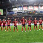 ฟุตบอลคัพ2021 คาชิม่ากลับแซงชิมิสึ รวมสองนัดหมายฉลุยรอบ 8 กลุ่มลูวานคัพ